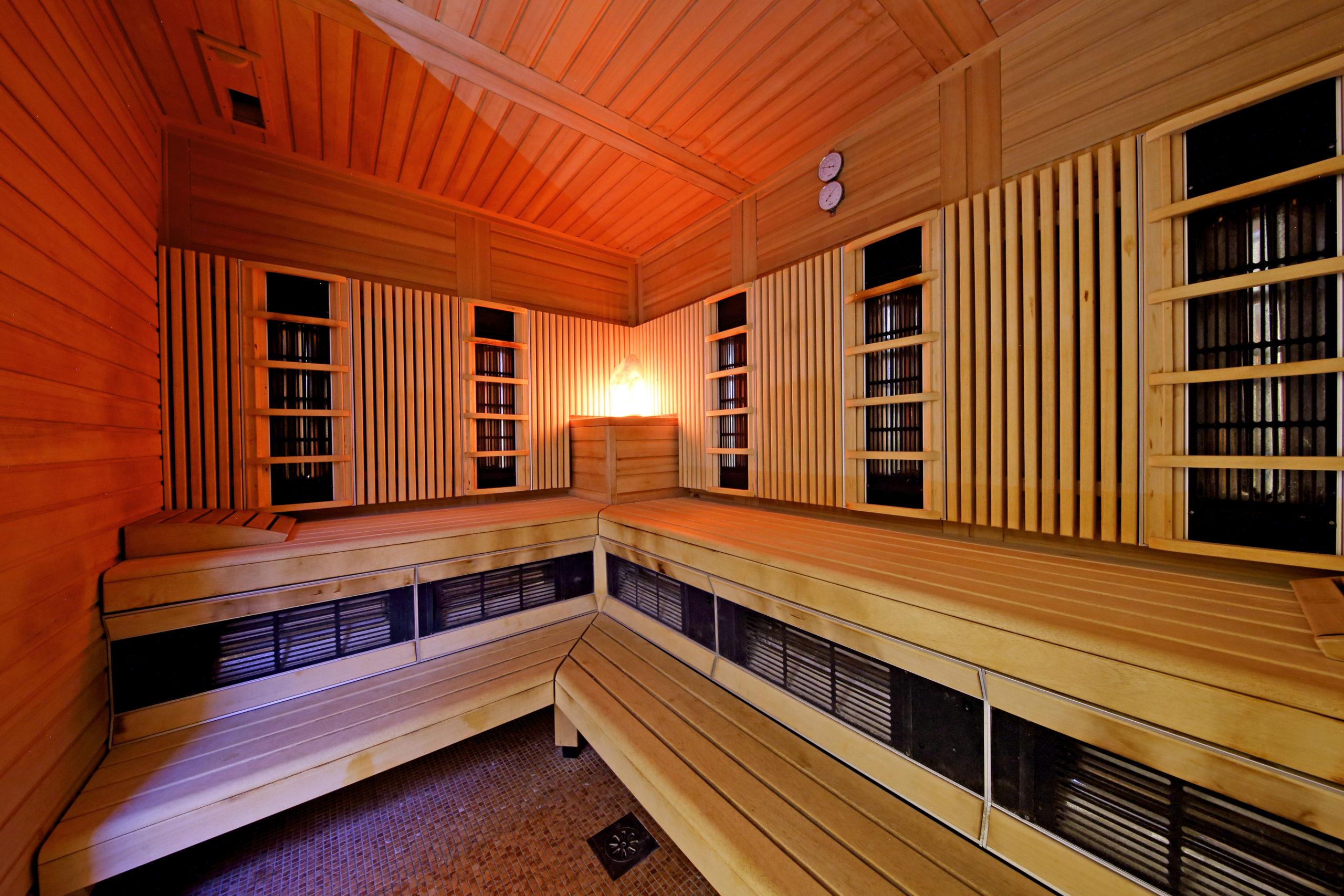 Infrared Sauna Mirta