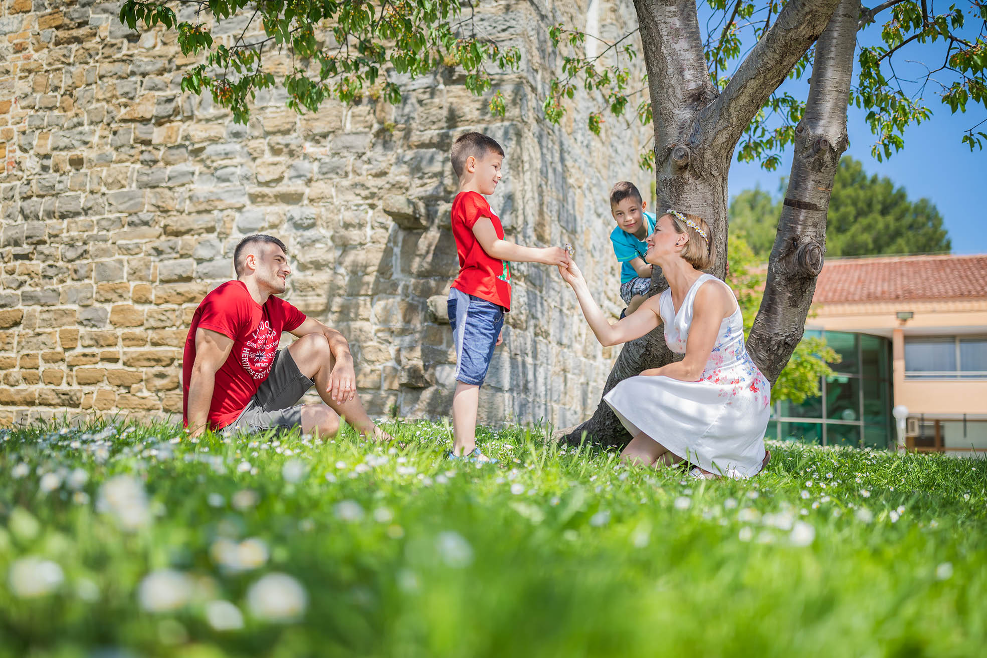 Family by St.Bernardin church_SBP_02_Photo_JI_junij 2019_lowres