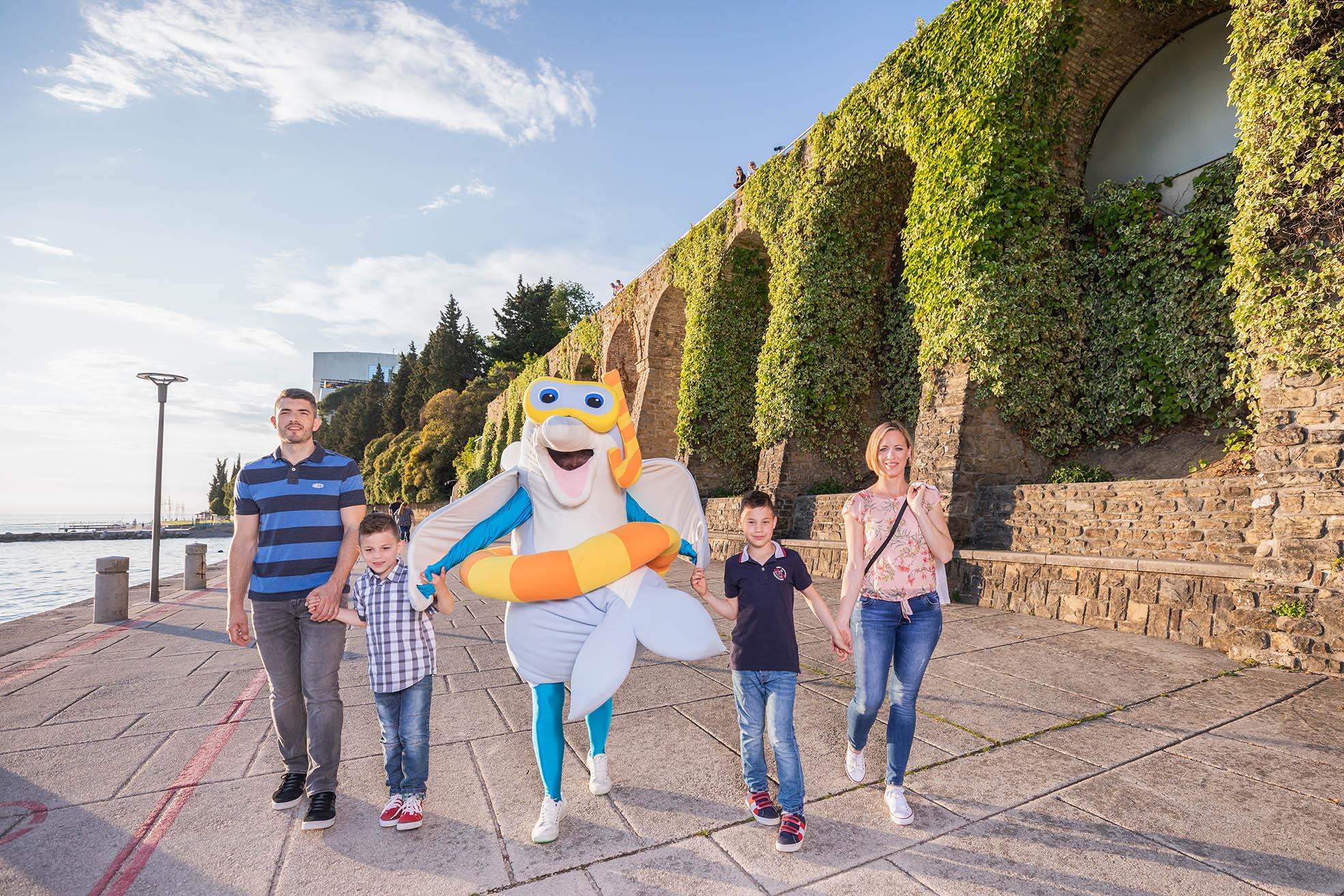 Family on Promenade Bernardin_SBP_06_Photo_JI_ junij 2019_lowres