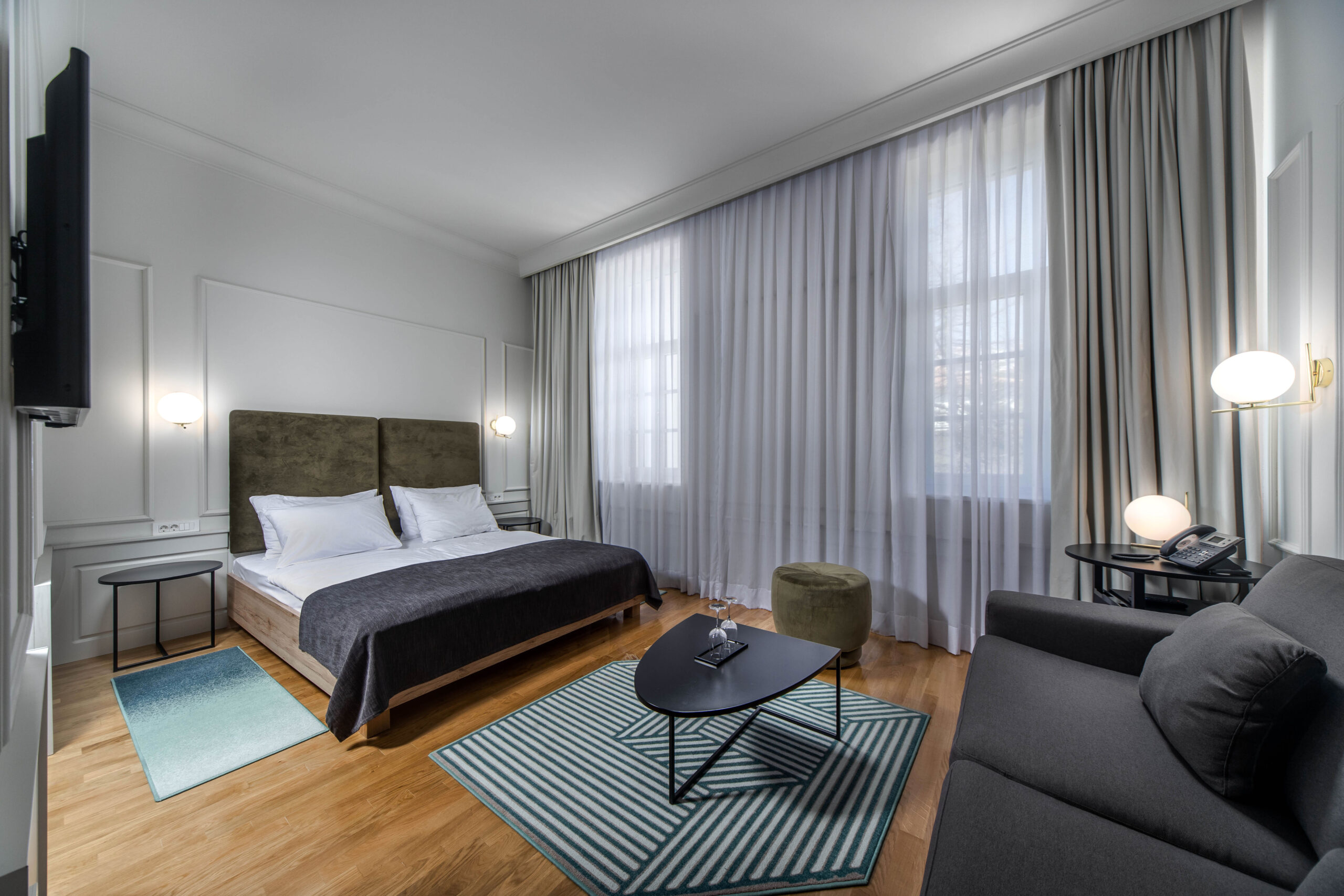Classic double room with extra bed_hotel Lisanj (2)