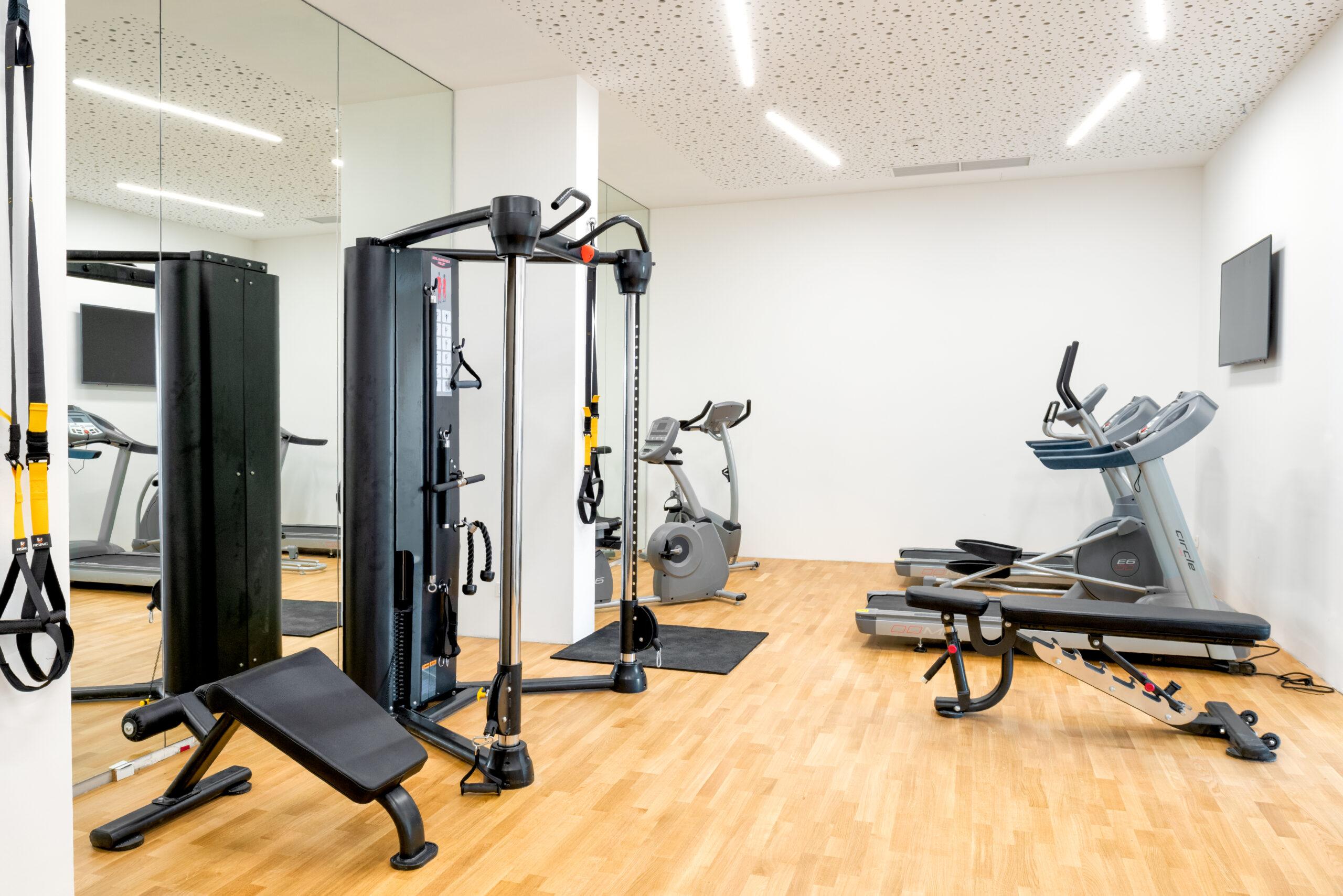 Gym room_hotel Lisanj (1)