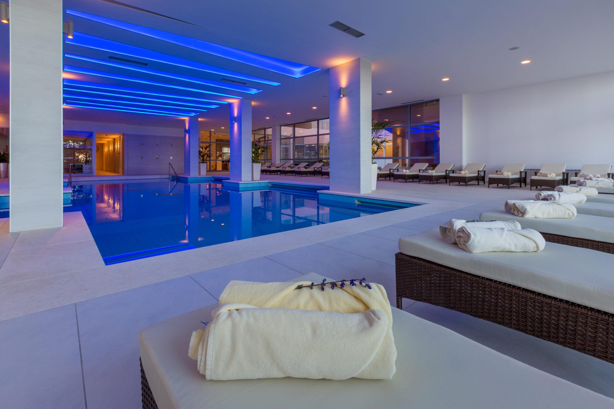 Indoor pool_hotel Katarina (2)