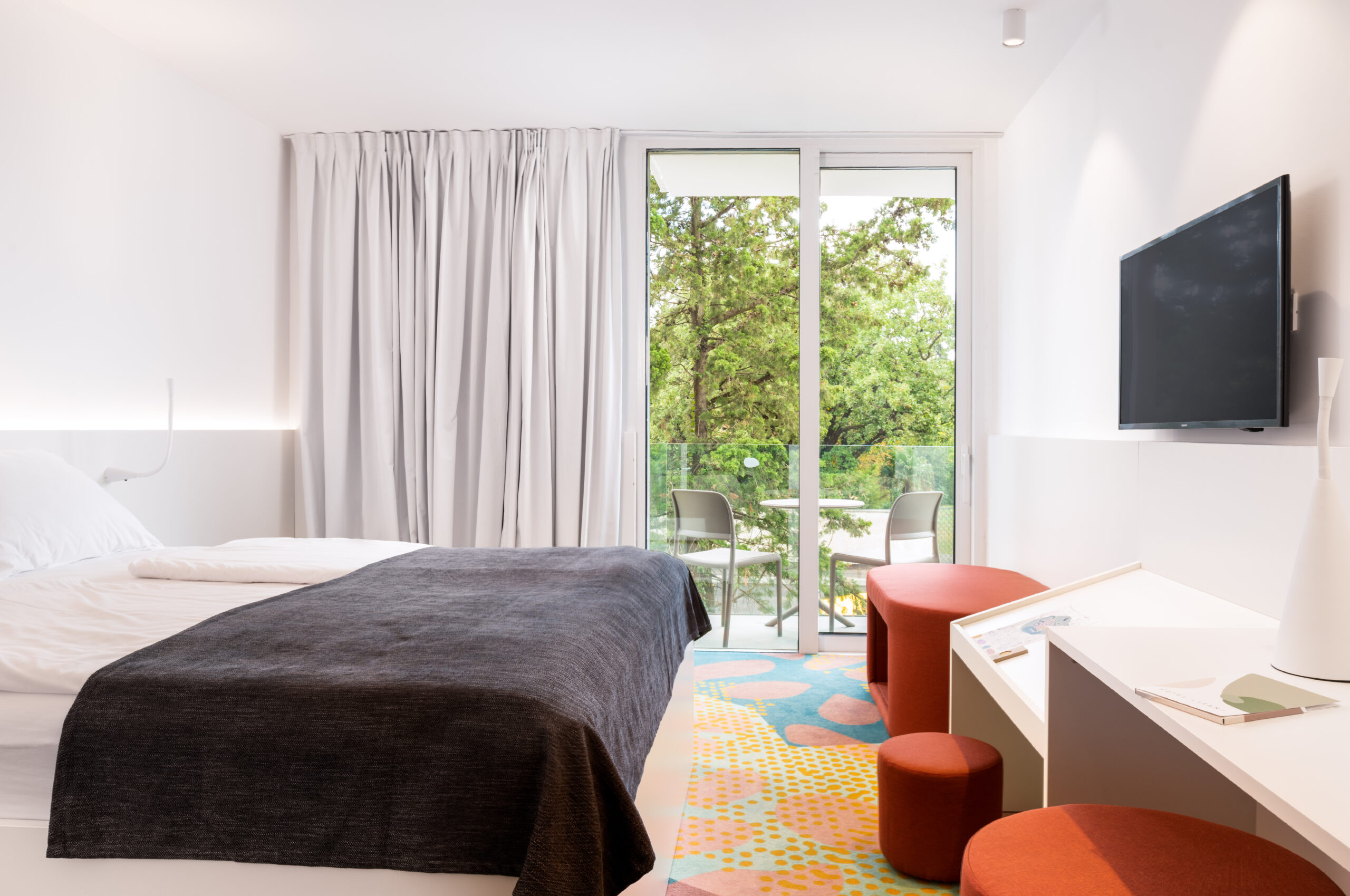 Standard double room (Standard connected family room 4(6))_hotel Lisanj
